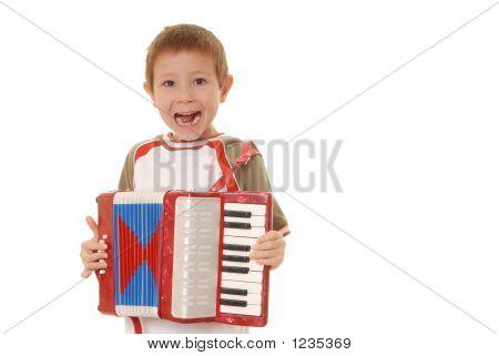 Accordion Boy 10