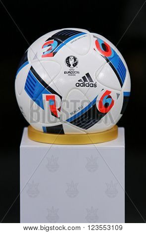 Adidas Beau Jeu - Official Match Ball Of The Uefa Euro 2016