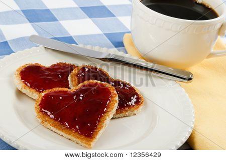 A Romantic Breakfast Treat