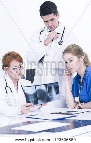 This Patient Needs A Good Rehabilitation