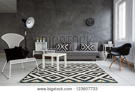 Extraordinary Livng Room For Stylish Person