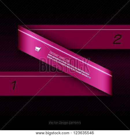 Vector Infographics Design For Presentation, Banner Web Design, Flyers.
