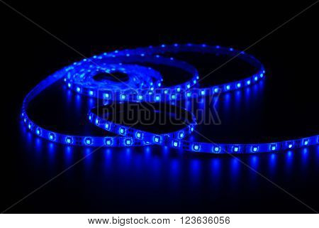 Blue Led Strip