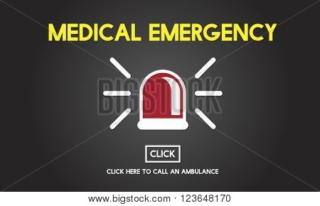 Medical Emergency Diagnosis Hospital Healthcare Cocnept
