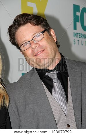 SAN DIEGO, CA - JULY 10: Sean Astin arrives 20th Century Fox/FX Comic Con party at the Andez hotel on July 10, 2015 in San Diego, CA.