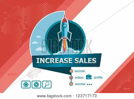 Increase Sales Design Concepts For Business Analysis, Planning, Team Work
