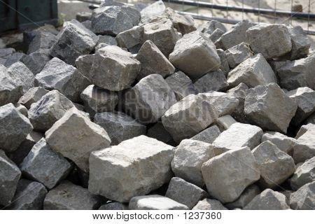 Cobblestone Heap