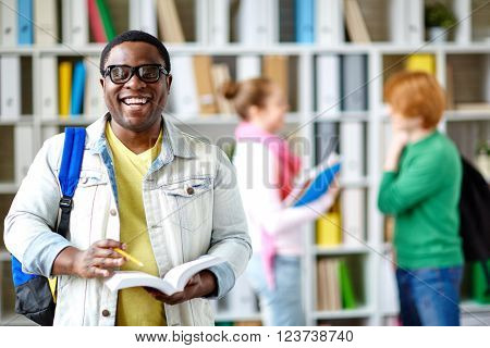 African-american student