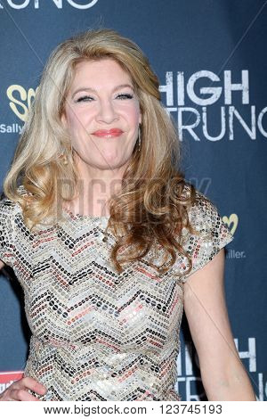 LOS ANGELES - MAR 29:  Janeen Damian at the High Strung Premeire at the TCL Chinese 6 Theaters on March 29, 2016 in Los Angeles, CA