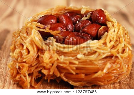 Eastern Sweetness With Peanuts