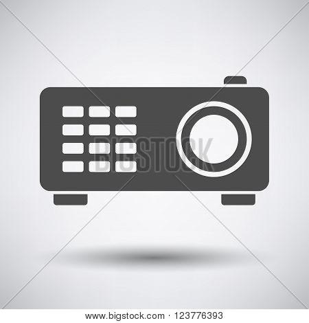 Video Projector Icon