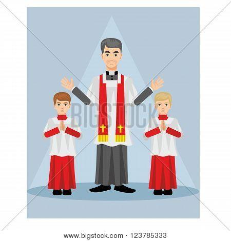 Catholic Priest-01.eps