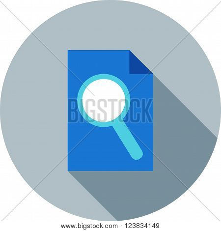 Printer, preview, report icon vector image.Can also be used for text editing. Suitable for mobile apps, web apps and print media.