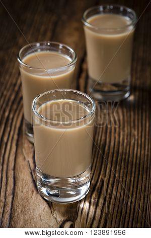 Cold Cream Liqueur