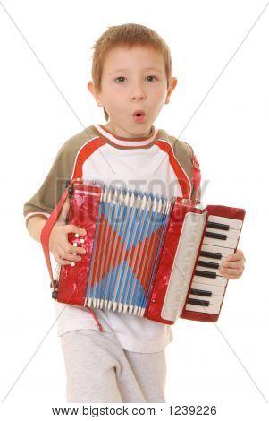 Accordion Boy 15