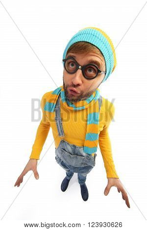 Minion Parody Image Of Emotion In The Distorted Space