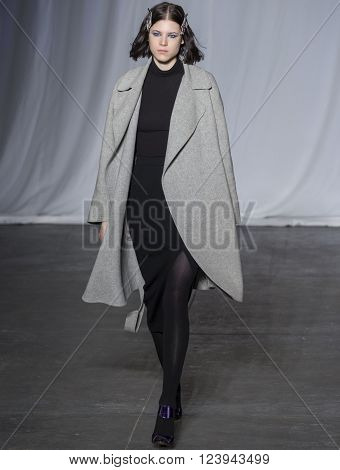 Jill Stuart - Rehearsal - Fall/winter 2016 Collection