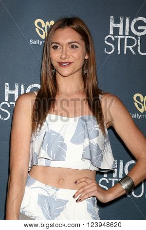 LOS ANGELES - MAR 29:  Alyson Stoner at the High Strung Premiere at the TCL Chinese 6 Theaters on March 29, 2016 in Los Angeles, CA