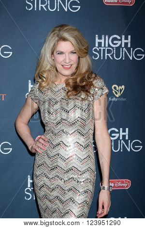 LOS ANGELES - MAR 29:  Janeen Damian at the High Strung premiere at the TCL Chinese 6 Theaters on March 29, 2016 in Los Angeles, CA