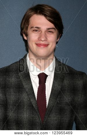 LOS ANGELES - MAR 29:  Nicholas Galitzine at the High Strung premiere at the TCL Chinese 6 Theaters on March 29, 2016 in Los Angeles, CA