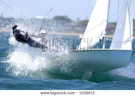 Sailing Woman 01