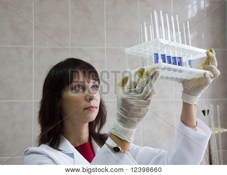 blood biochemical analysis