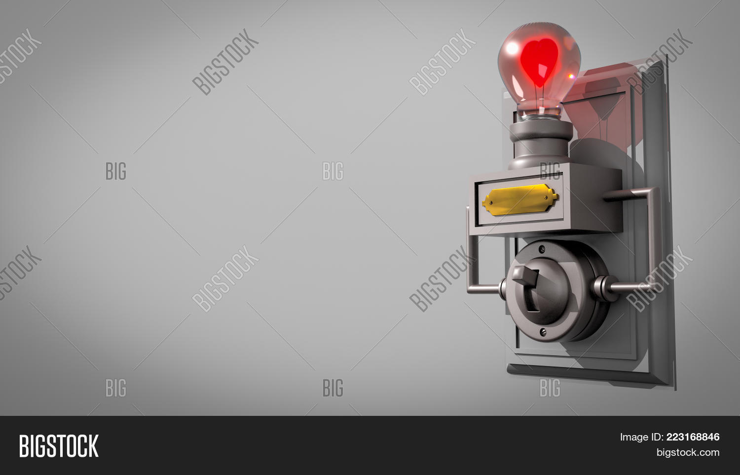 3D Illustration Old- Image & Photo (Free Trial) | Bigstock