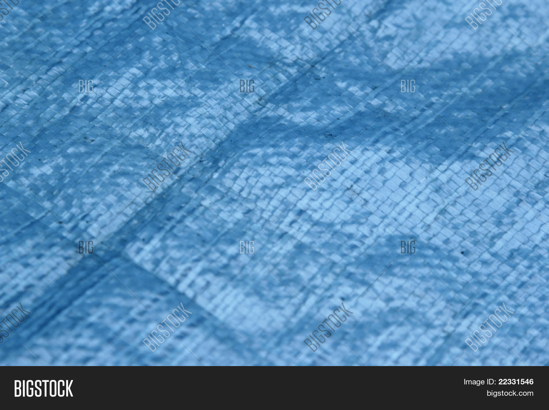 Blue Tarp - Image & Photo (Free Trial) | Bigstock