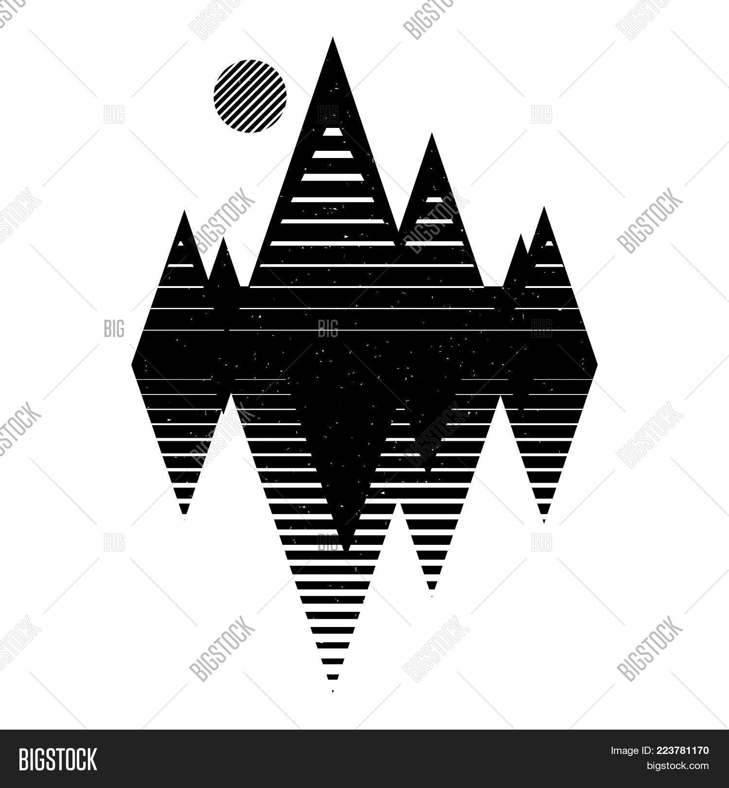 Geomerty Design Vector Photo Free Trial Bigstock