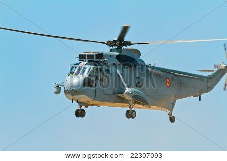 Helicopter Seaking