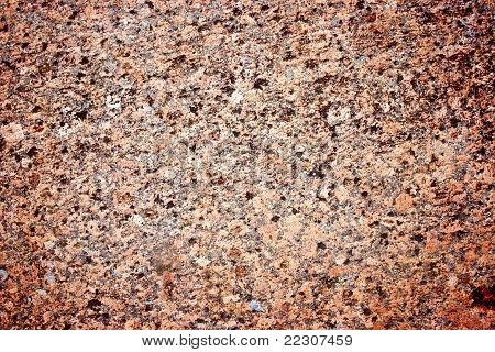 Rought stone granite textured background or pattern. poster