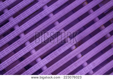 Purple Abstract mesh background White color Modern plastic Dashed lines