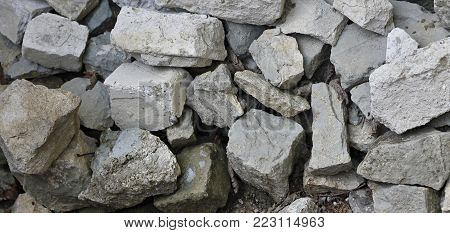 A Natural stone background texture horisontal position