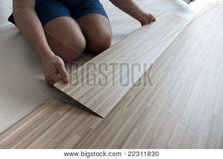 Flooring At Home