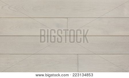 Wood texture background for design, oak toned white board .