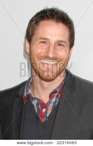 LOS ANGELES - AUG 1:  Sam Jaeger arriving at the NBC TCA Summer 2011 All Star Party at SLS Hotel on August 1, 2011 in Los Angeles, CA