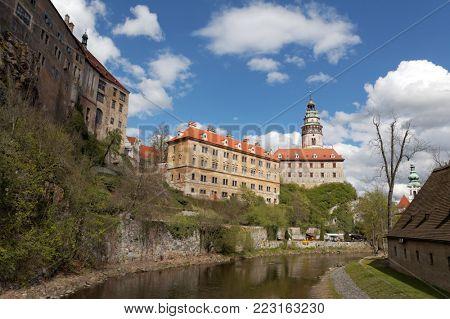 Krumlov, Czech Republic.