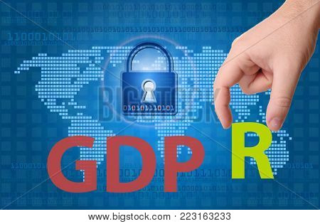The General Data Protection Regulation (GDPR) in EU