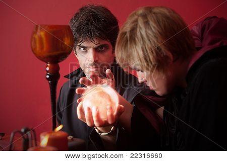 Fortuneteller Couple