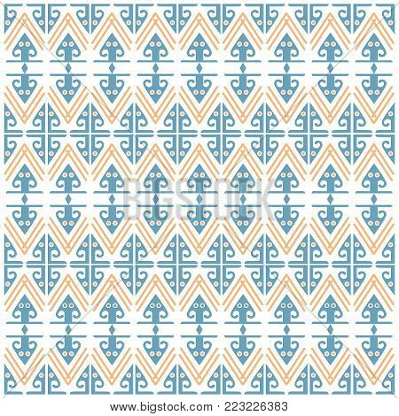 seamless pattern. Vector minimalist geometric texture pattern. Original background pattern. Simple minimal shapes pattern. Crosses pattern, arrows pattern, circles pattern. Design for prints pattern, web background texture, textile pattern.EPS 8,EPS 10