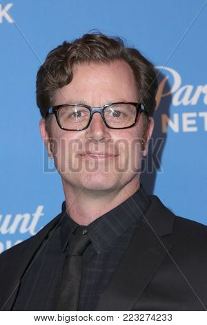 LOS ANGELES - JAN 18:  John Erick Dowdle at the Paramount Network Launch Party at the Sunset Tower on January 18, 2018 in West Hollywood, CA
