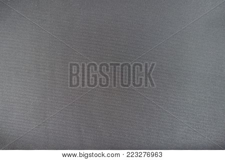 Backdrop - simple dark grey fabric from above