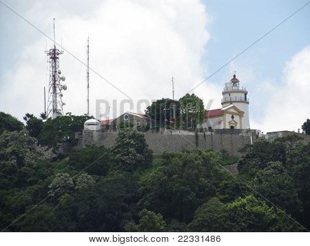 Macau - Guia fortress, chapel and lighthouse