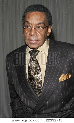 BEVERLY HILLS, CA - DEC 1: Don Cornelius at the 6th annual Family Television Awards at the Beverly Hilton Hotel on December 1, 2004 in Los Angeles, California