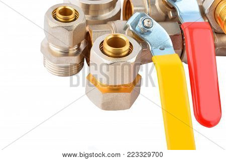 Plumbing Fitting And Tap