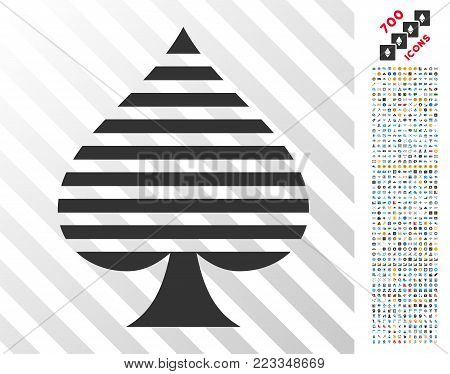 Peaks Suit pictograph with 7 hundred bonus bitcoin mining and blockchain pictographs. Vector illustration style is flat iconic symbols designed for crypto-currency apps.