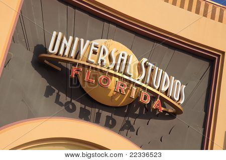 Universal Studio In Orlando, Florida