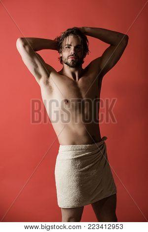 Hygiene, Sexy Guy Wash, Spa, Relax.