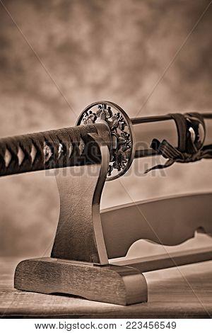 Wakizashi, Traditional Japanese Sword