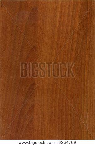 Close-Up Wooden Hq (Walnut Noche Bravo) Texture To Background